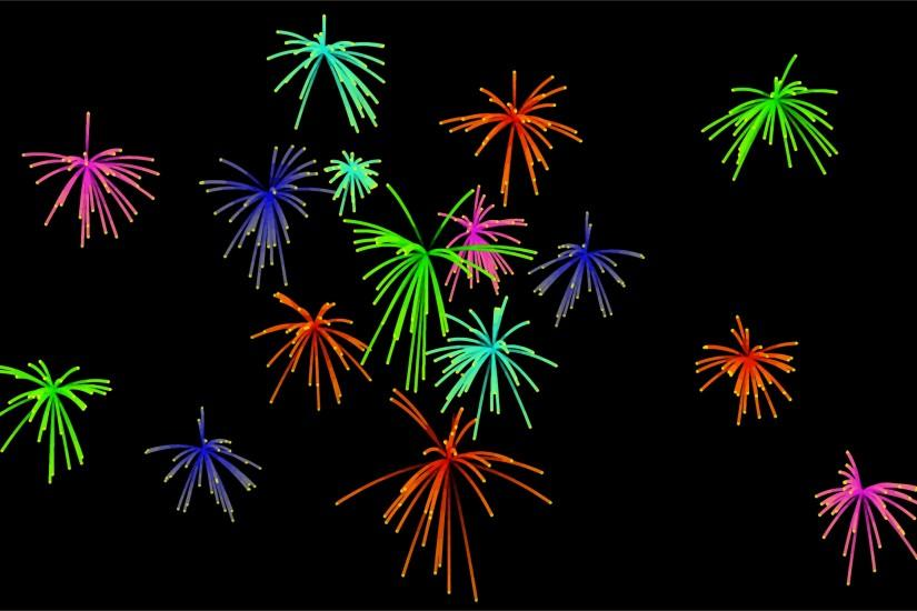 free download fireworks background 2400x1500 for hd 1080p