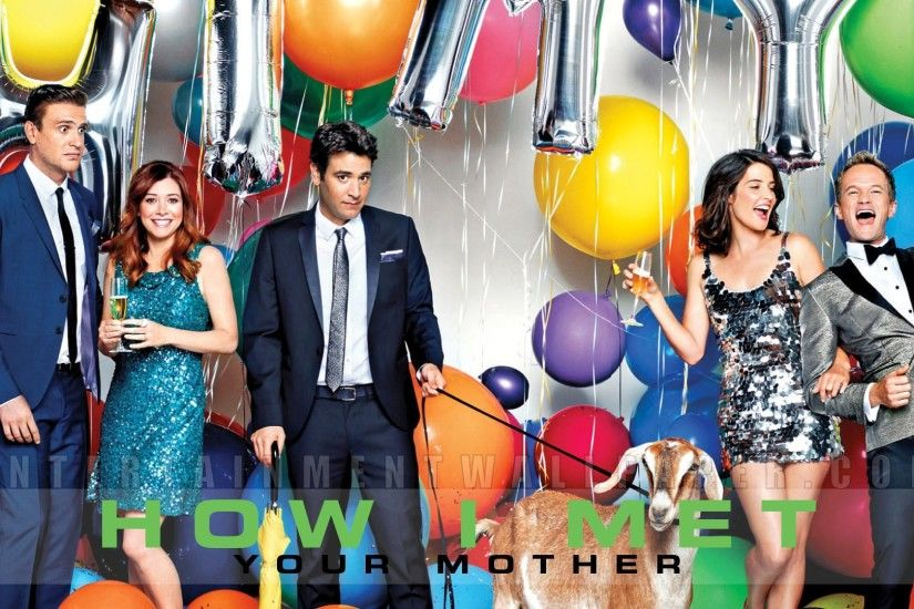 How I Met Your Mother Wallpaper - Original size, download now.