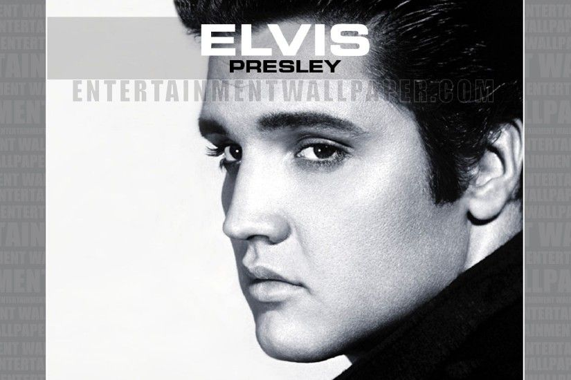 ... Rocking Elvis - Wallpapers from TheHolidaySpot Elvis Presley ...