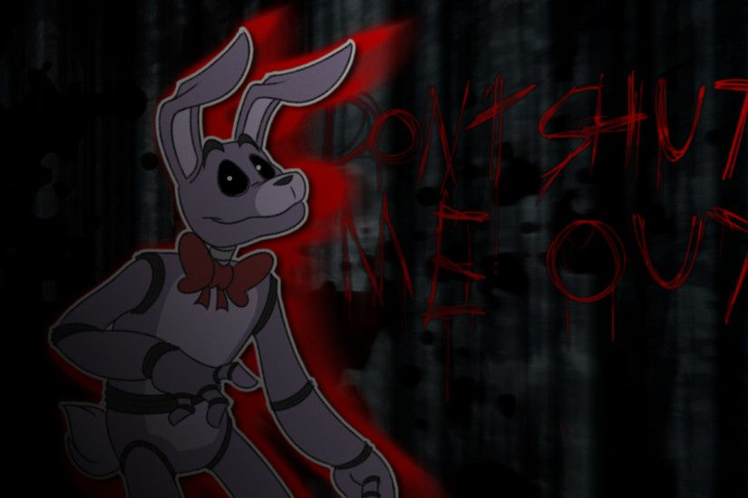 ... Five Nights at Freddy's: Bonnie by AziiOne