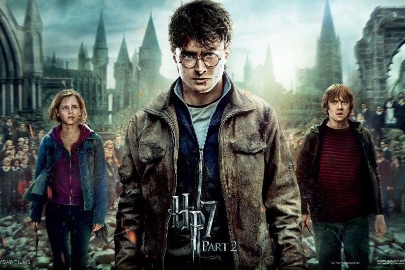 Wide HDQ Harry Potter and The Deathly Hallows Part 2 Wallpapers, Awesome  Images | HD5WP