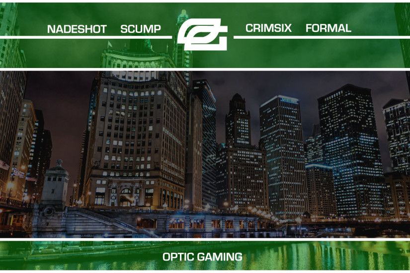 New OpTic Gaming Xbox One Dashboard Background : OpTicGaming