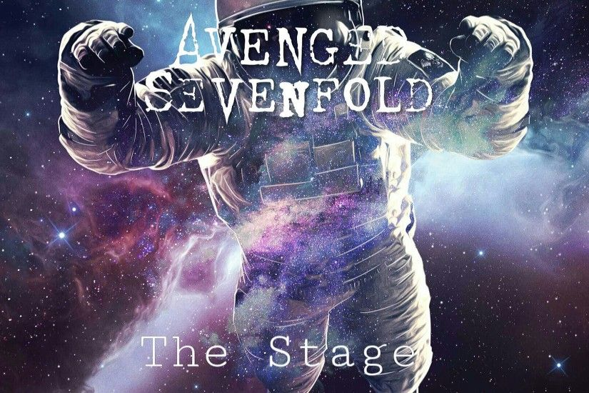 "So I've kept my tradition of making fan-made A7X artworks. Here's ""The  Stage"" astronaut wallpaper. ..."