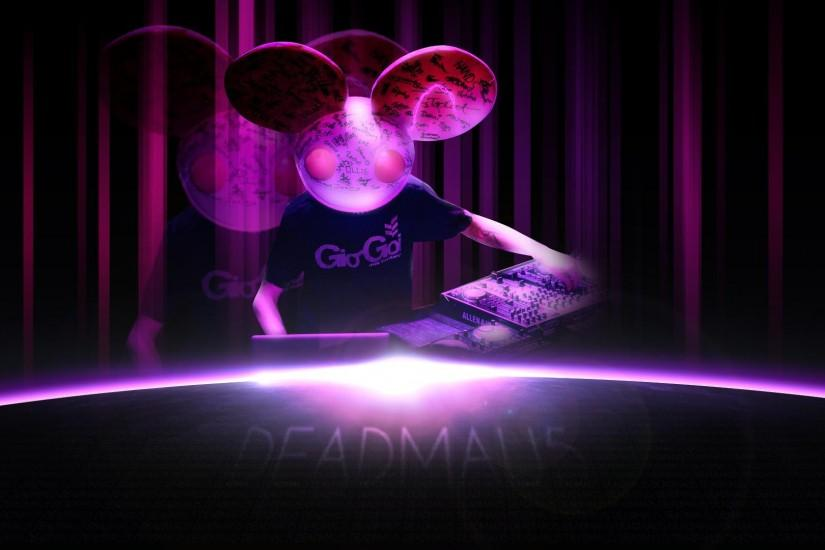 deadmau5 wallpaper 1920x1080 1080p