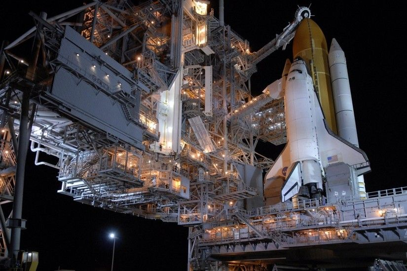 architecture Space Shuttle NASA USA Space Shuttle Atlantis wallpaper .