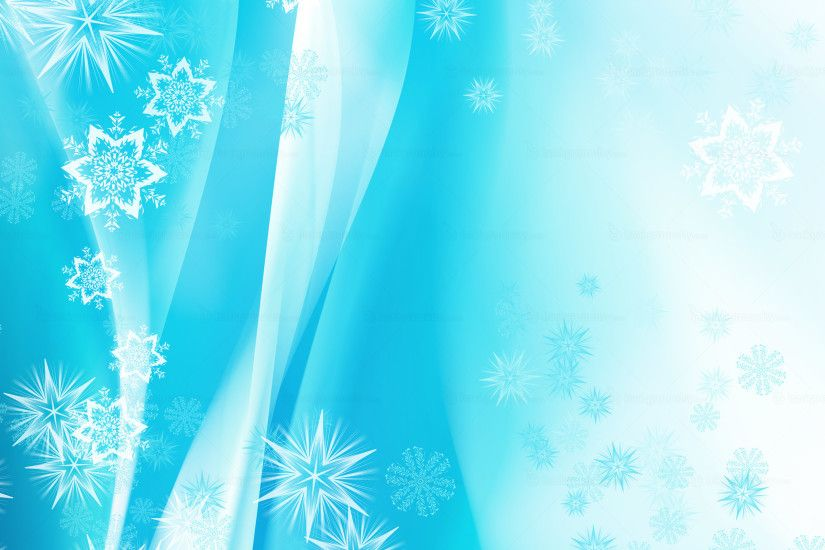 amazing blue christmas background #11764