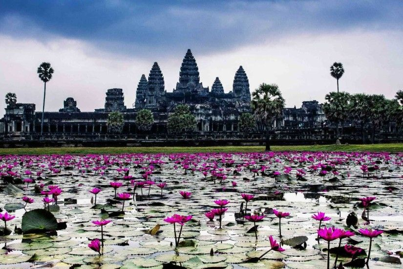 Angkor Wat Voted 3rd Best Place to Visit 2017