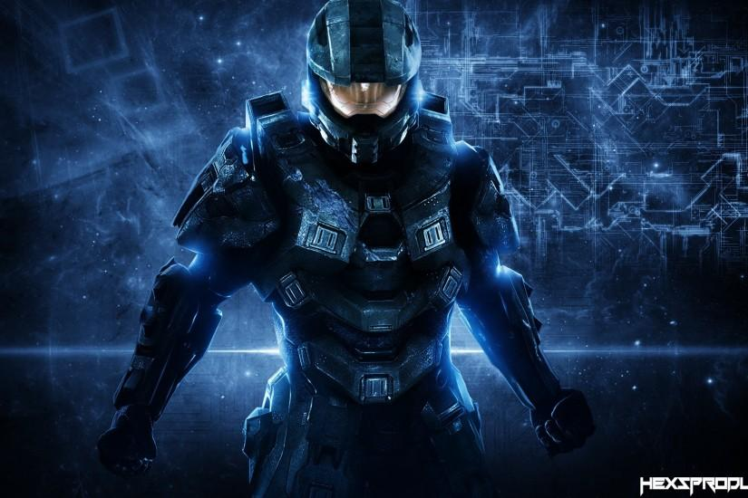 Halo game HD wallpaper 1920x1080.
