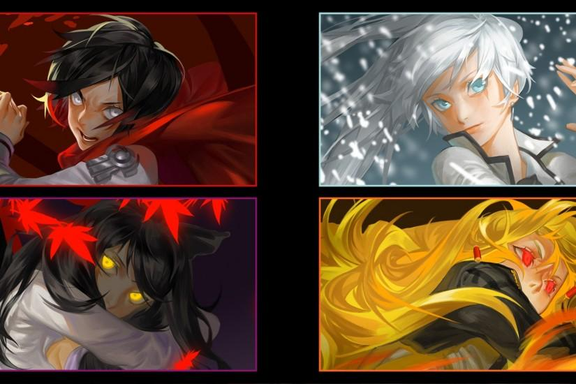 best rwby wallpaper 1920x1080 screen