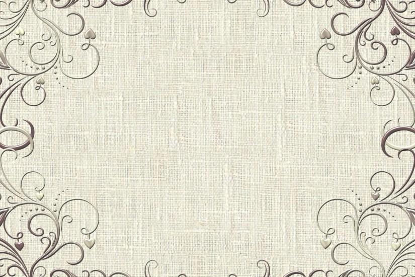 HD Background Vintage Frame Design Pattern Wallpaper | WallpapersByte