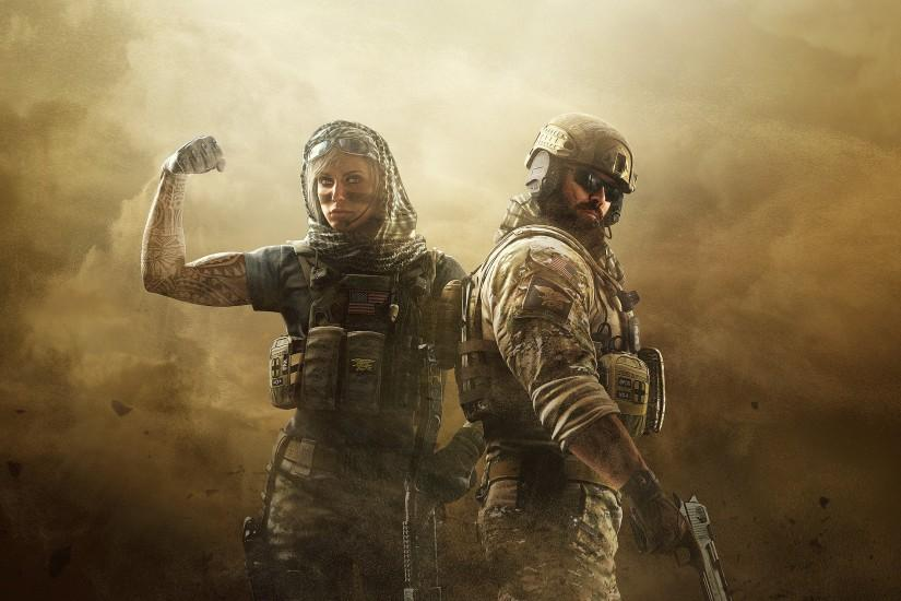 Video Game - Tom Clancy's Rainbow Six: Siege Wallpaper