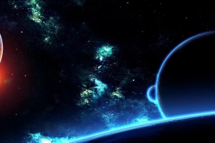 universe background 3840x1200 for 1080p