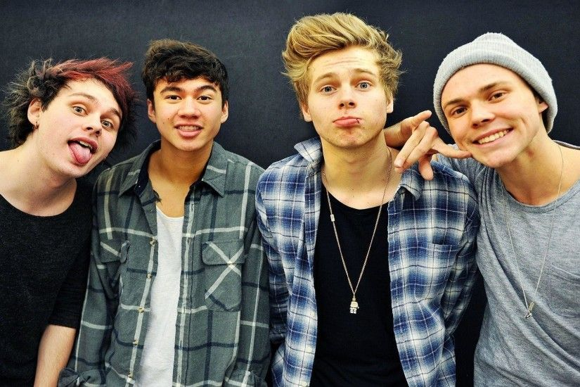 1920x1080 5 Seconds Of Summer, Luke Hemmings, 5sos, Michael .