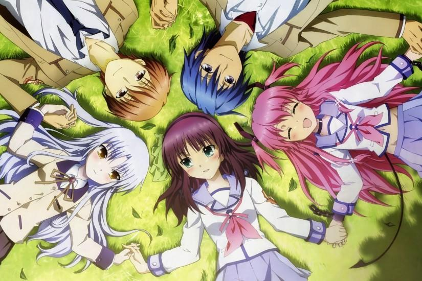 angel beats wallpaper 1920x1200 ios