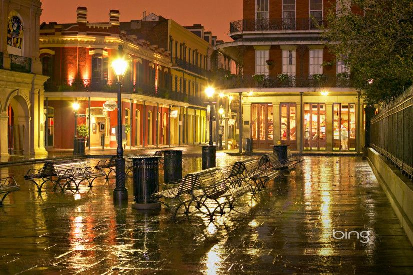 French Quarter, New Orleans | HD Wallpapers