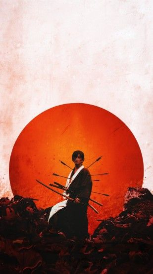 "Wallpaper for ""Blade of the Immortal"" ..."