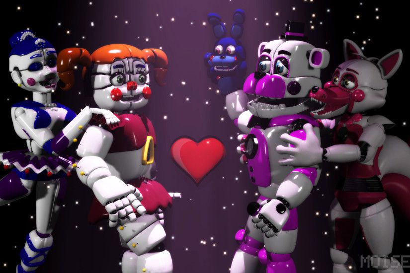 Five Nights At Freddys Sister Location Wallpapers ①