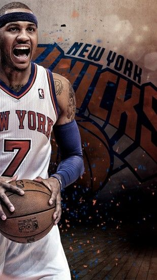 Carmelo Anthony Wallpapers - iPhone 6 Plus