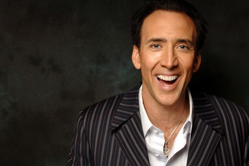 Nicolas Cage wallpapers widescreen
