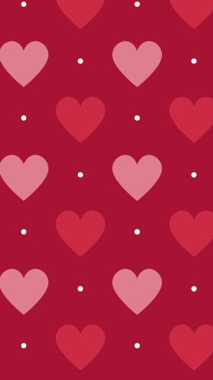 1920x1080 Hot Pink Heart Background Wallpaper Stock Photo