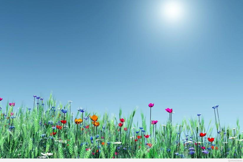 free spring wallpaper 1920x1227 for 1080p