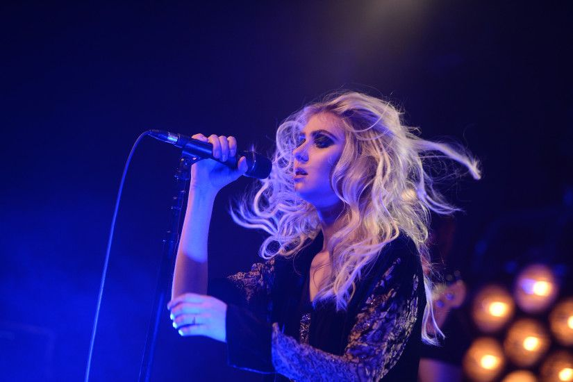 NEW YORK, NY - NOVEMBER 10: The Pretty Reckless gave an exclusive  performance at
