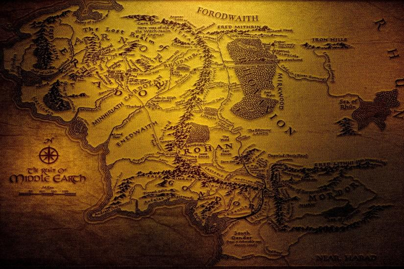 ... Lord of The Rings Wallpaper ...