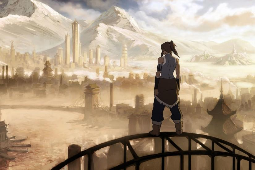Korra - Avatar - Legend of Korra Wallpaper #4378