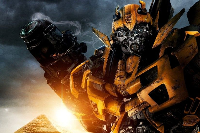 Bumblebee In Transformers 2