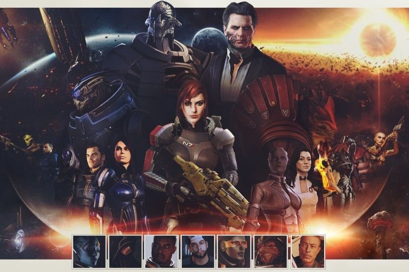 Jack Mass Effect · HD Wallpaper | Background ID:466604
