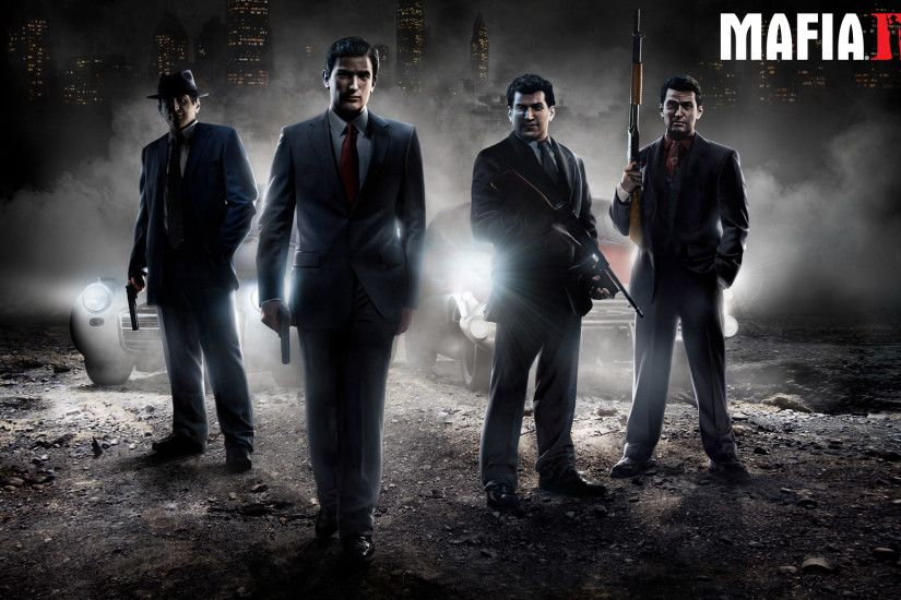 Mafia II HD wallpapers, desktop and phone wallpapers.