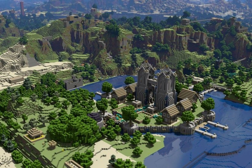 Cool Minecraft Backgrounds Wallpaper 1920×1080