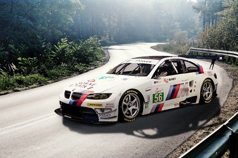 BMW racing Car HD desktop wallpaper, BMW wallpaper, BMW wallpaper - Cars no.