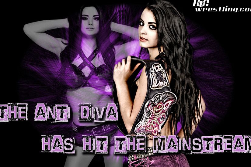 Paige - The Anti Diva Wallpaper
