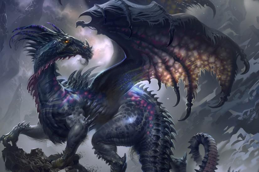 Dark Dragon Exclusive HD Wallpapers #4298