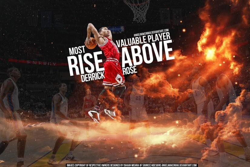 Wallpapers For > Nba Wallpapers Derrick Rose