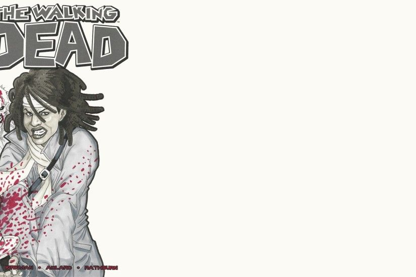 Comics - The Walking Dead Wallpaper