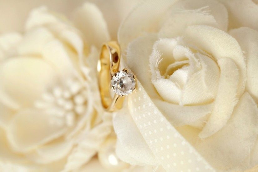 wedding background flowers ring lace soft wedding flower rings