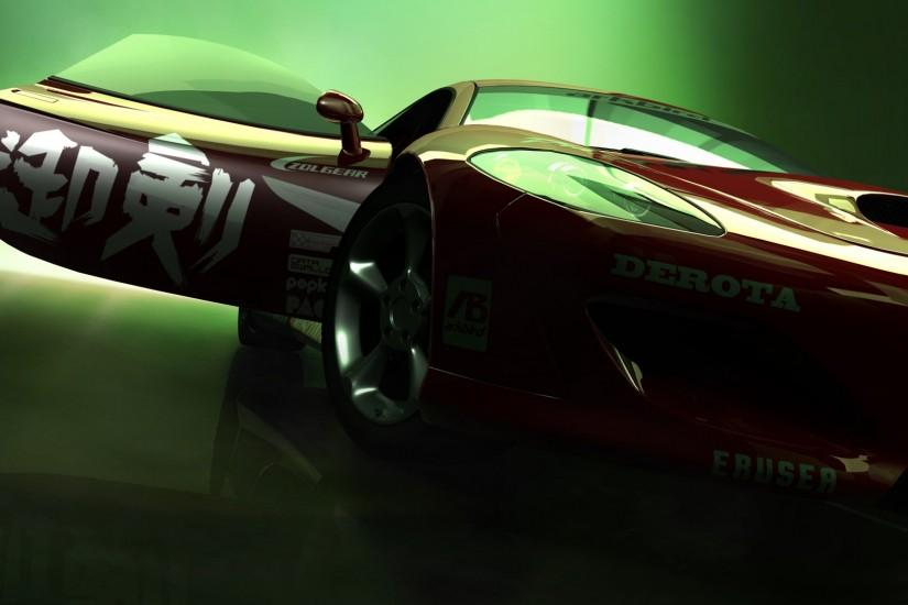 Ridge Racer 1080p HD Car