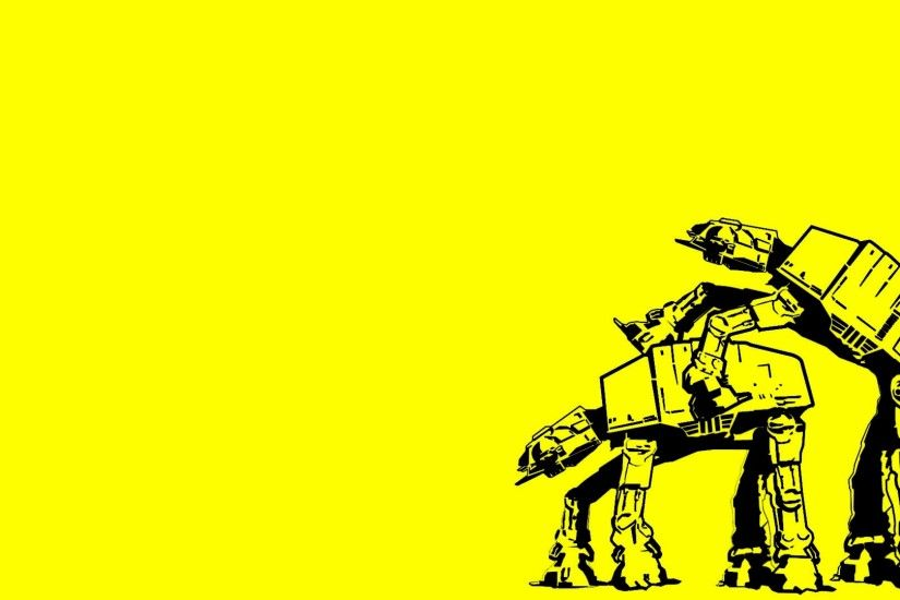 Sci Fi - Star Wars Humor Funny AT-AT Walker Wallpaper