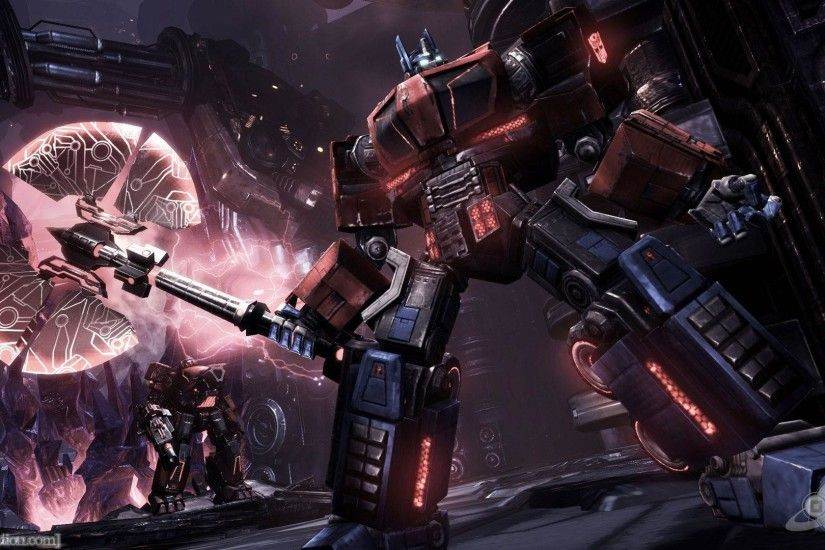Wallpapers For > Transformers War For Cybertron Wallpaper Hd