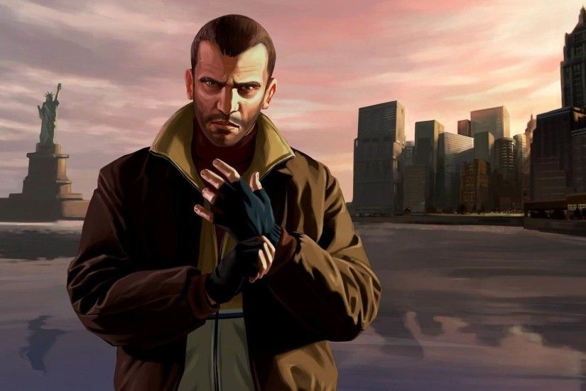 1920x1200 Gta 4, grand theft auto wallpapers and stock photos