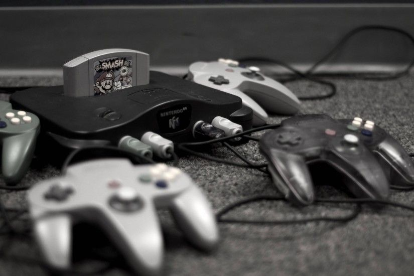 Nintendo, Nintendo 64, Video Games, Classics, 90s Wallpapers HD / Desktop  and Mobile Backgrounds