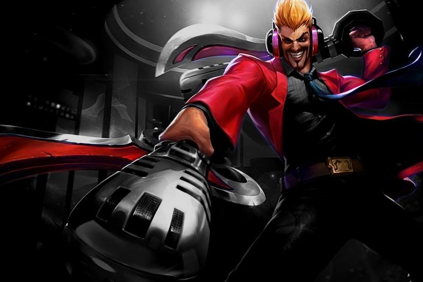 League Of Legends Primetime Draven Black Wallpaper Free HD Desktop and  Mobile Wallpaper