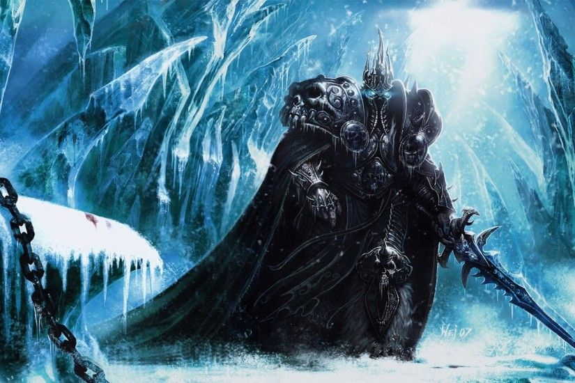 world of warcraft lich king wallpapers