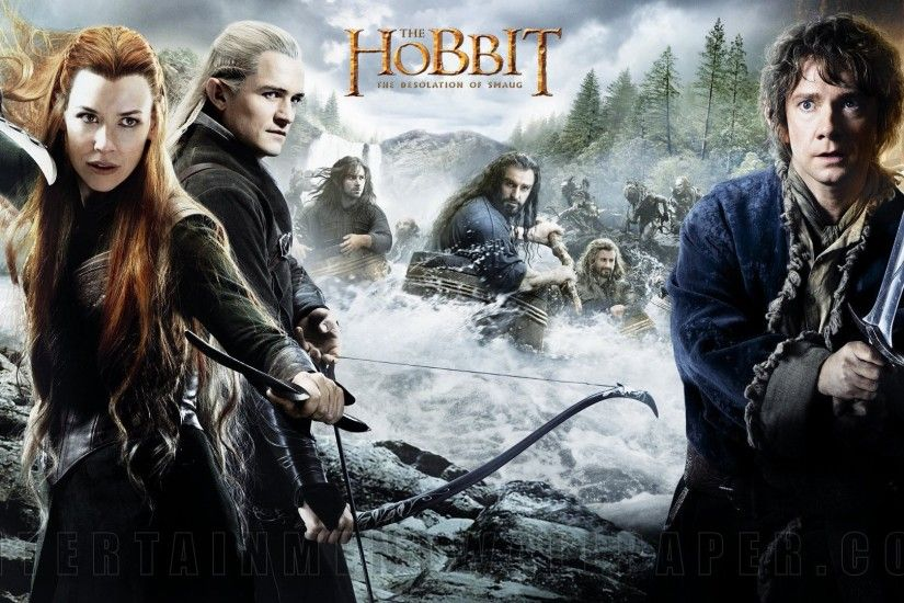 The Hobbit: The Desolation of Smaug Wallpaper - Original size, download now.