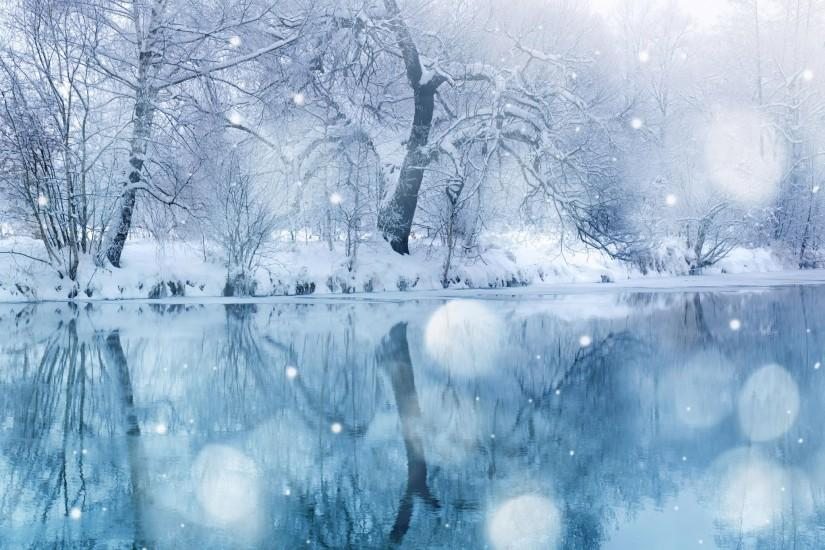 free download snow background 2048x1536 pictures