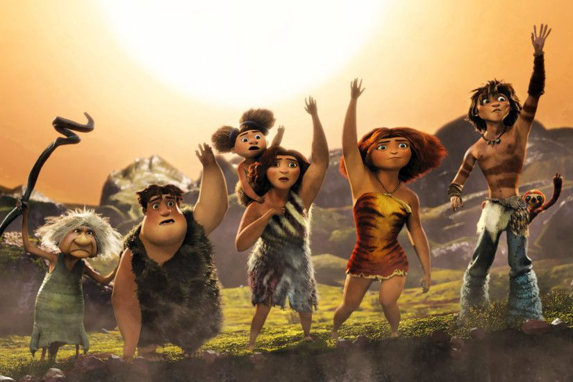 The Croods HD Wallpaper 61684