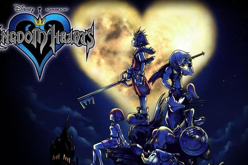 Wallpapers For > Kingdom Hearts Hd Wallpaper