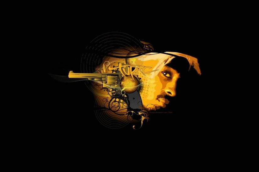 Tupac Wallpapers Wallpaper Cave .